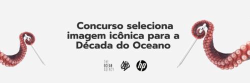Concurso seleciona imagem icônica para a  Década do Oceano