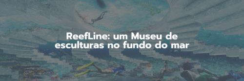 Miami vai inaugurar Museu de esculturas Submarino que tem trilha para snorkling